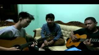 Saat Bahagia(Ungu ft Andien) cover by  Fadilla and The Associates.