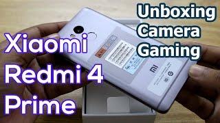 Xiaomi Redmi 4 Prime Unboxing, Camera, Gaming Review   Bangla