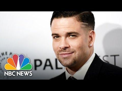 Xxx Mp4 Glee Star Mark Salling Found Dead Ahead Of Child Pornography Sentencing NBC News 3gp Sex