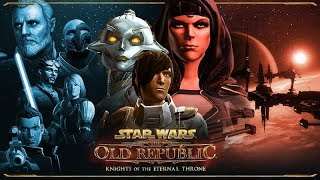 STAR WARS: The Old Republic – The Movie – Episode IV: Knights of the Eternal Throne (Jedi Knight)