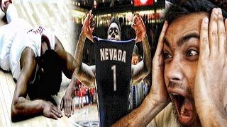 NEVADA VS NEW MEXICO NCAA CRAZIEST COMEBACK REACTION! DOWN 14 W 1 MINUTE LEFT! CRAZIEST SHOTS!
