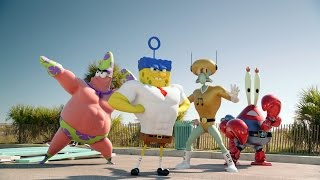 THE SPONGEBOB SQUAREPANTS MOVIE: SPONGE OUT OF WATER | Teaser Trailer | International English