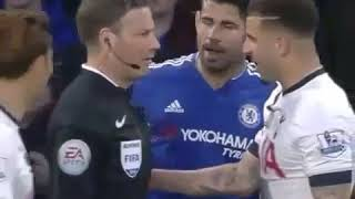Chelsea vs tottenham this game got heated🔥🔥🔥