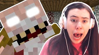 Minecraft: THE SCARIEST OLD MAN!!! - Custom Map