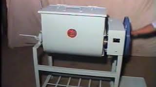 Detergent Powder Mixer No. K-4