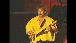 Yes Talk Tour (1994) Part 1 - Intro & Perpetual Change