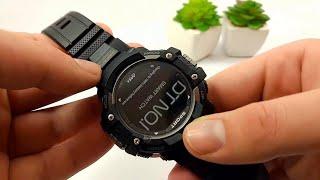 مراجعة أقوى ساعة رياضية NO.1 F7 في العالم   عرض إتصالات جزائر 4G رخيص جداََ 🔥