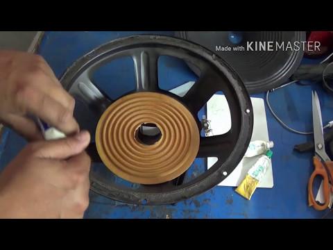 Xxx Mp4 Speaker Repair In Hindi Step By Step Guide 12in DJ Speaker Repair 3gp Sex