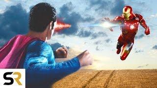 Marvel Vs DC Epic Battle - Fan Made Trailer