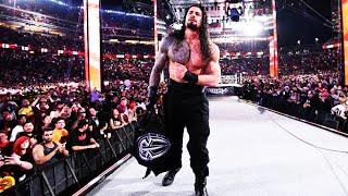 Roman Reigns vs Brock Lesnar/Épico.