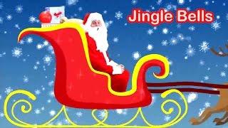 Jingle Bells Dance Song for Kids | Christmas Songs