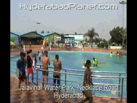 Jalavihar Water Park Necklace Road Hyderabad