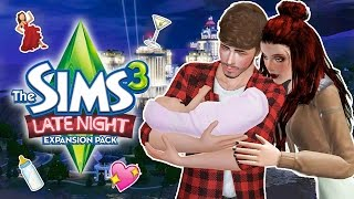Let's Play The Sims 3 Late Night || Part One ||
