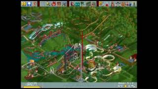 Let's Play Roller Coaster Tycoon Part 194: Now the GAME is Interrupting Me