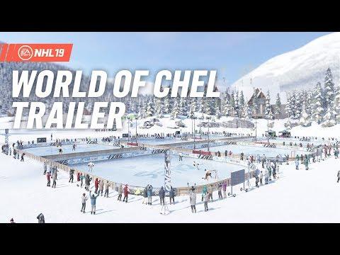 NHL 19 | World of CHEL Trailer
