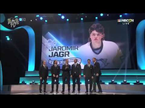 Pittsburgh Penguins Video Tribute to Jaromir Jagr; March 19 2017