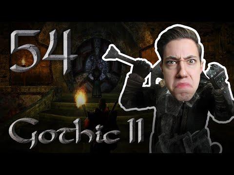 Wassermagier sind Kernbehindert | Let's Play Gothic 2 Die Nacht des Raben | 54