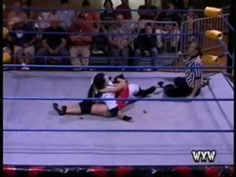 Betsy Ruth vs Leva WXW Elite 8 Tournament 2008