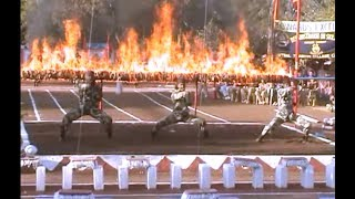 U.A.C Demo By Indian Soldiers