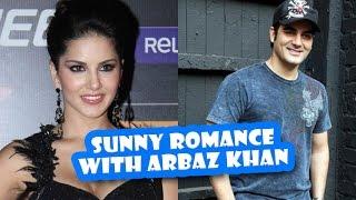 Sunny Leone Romance With Arbaaz Khan | Tera Intezaar | Latest Bollywood Movies News 2016