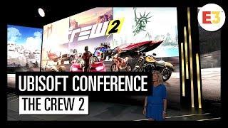 #11 The Crew 2 - Ubisoft E3 2018 Conference