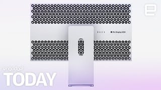 Apple's $999 monitor stand is pointless | Engadget Today