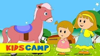 Horsey Horsey - Nursery Rhymes for Children   Cute Baby Songs