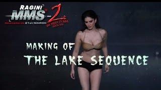 Sexy Sunny In a Freezing Lake (Ragini MMS-2)