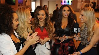 Little Mix 'Move' Performance + Interview  (X FACTOR USA)