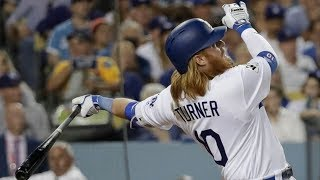 Houston Astros vs. LA Dodgers 2017 World Series Game 1 Highlights | MLB