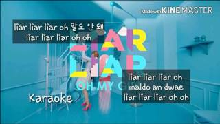Kpop Random Karaoke Game pt5 [New Design💖/New songs/with lyrics]