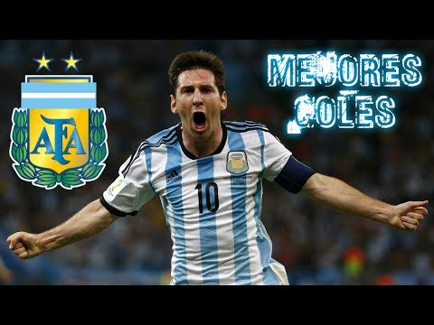 Xxx Mp4 Los 20 Mejores Goles De Lionel Messi Con Argentina 3gp Sex
