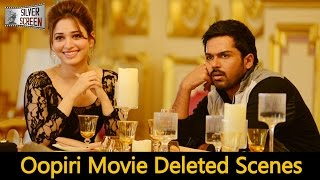 Oopiri Movie Back to Back Deleted Scenes - Silve Screen | Nagarjuna, Karthi, Tamannah