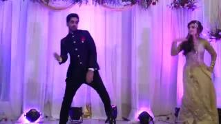 BEST Wedding Dance Performance | Indian Bride and Groom | Sagan Ceremony | Shweta & Abhay