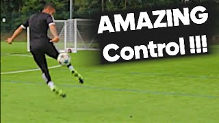 Amazing Ways To Control A Football! | F2Freestylers