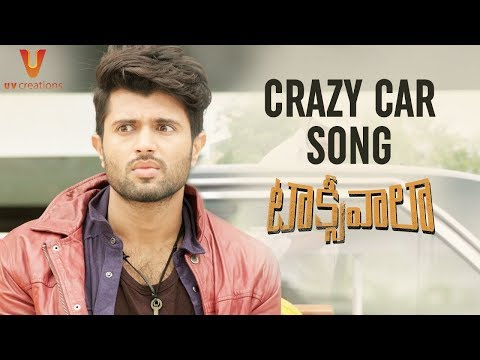 Xxx Mp4 Crazy Car Song Trailer Taxiwaala Movie Songs Vijay Deverakonda Priyanka Jawalkar Malvika 3gp Sex