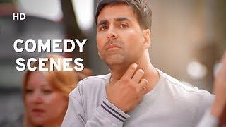 Best Comedy Scenes | Akshay Kumar | Paresh Rawal | Govinda | Bhagam  Bhag | Bollywood Comedy Film