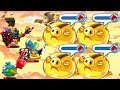 GOLDEN CLOUD CASTLE | Angry Bird Epic #5