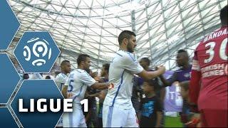 Olympique de Marseille - Toulouse FC (2-0)  - Résumé - (OM - TFC) / 2014-15