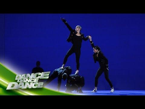 Stijn & Toprak – Tilted (Show 4 | Dance Dance Dance 2017)