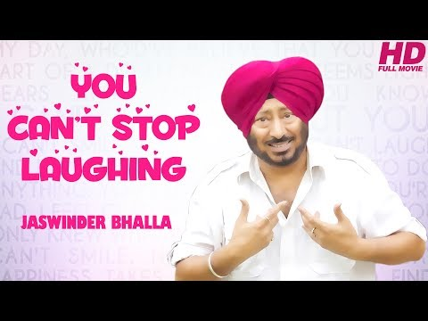 You Can't Stop Laughing | Jaswinder bhalla | New Punjabi Comedy Movie 2017 | Punjabi Movie 2017