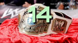 Top 20 Mejores Remates De La WWE 2017