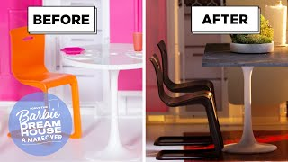 I Gave The Barbie DreamHouse A Kitchen Makeover