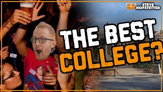 Comedian Finds College Students Are Not PC - Steve Hofstetter