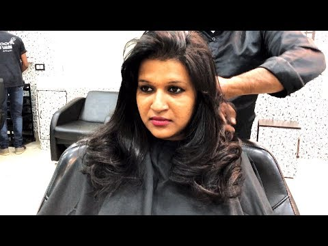 Xxx Mp4 Haircut For Girls Layer Cut Hair Styling Cocoon Salon 3gp Sex