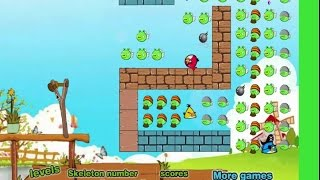 Angri bird game  Angry Bird Space Big Bomb