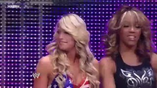 WWE NXT Kissing Contest