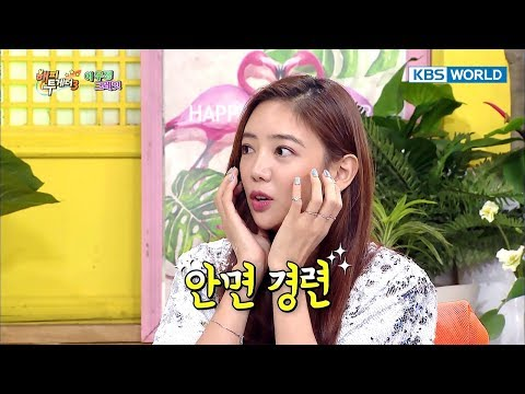 Lee Tae Im's mistake when she was a newbie? [Happy Together / 2017.10.19]