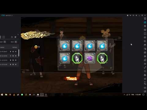 Naruto X Boruto: Ninja Voltage, NOX 6.x.x.x Macro Function