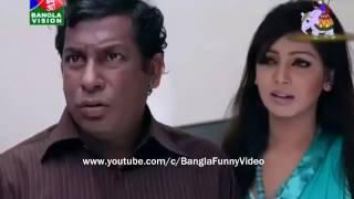 দম ফাটানো হাঁসির ভিডিও   2   Mosharraf Karim Funny Scene   Eid Natok 2016